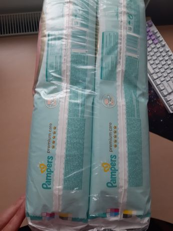 Pampers premium care 2 188 шт, 3.50 грн/шт