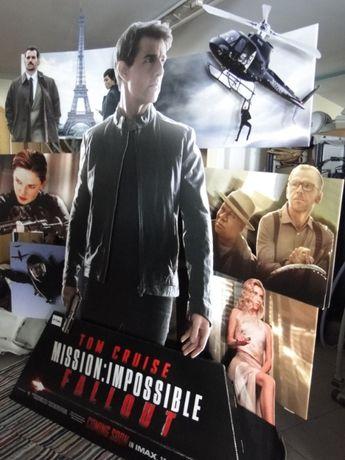 Cartaz 3D gigante - Missão Impossível - Tom Cruise
