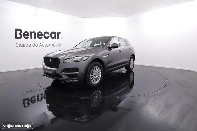 Jaguar F-Pace 2.0 i4D Portfolio