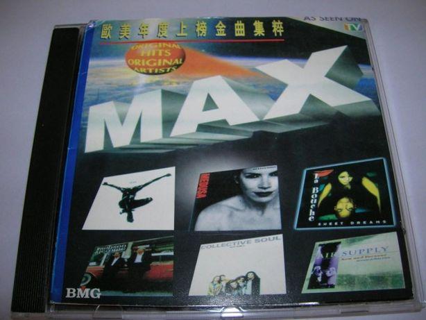 MAX Składanka 1 CD 18 Original Hits From