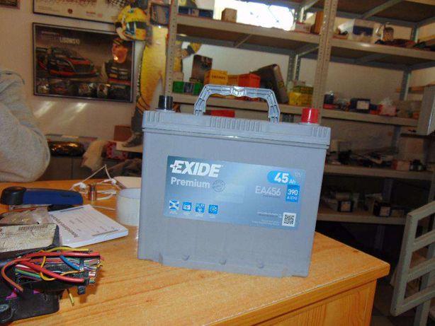 Akumulator Exide EA456 12V 45Ah 390A Tanio Wymiana za darmo Krak CA456
