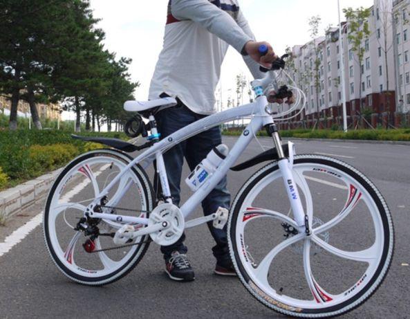 """Эксклюзивный велосипед BMW горный 24 скорости на литых дисках 26"""""""