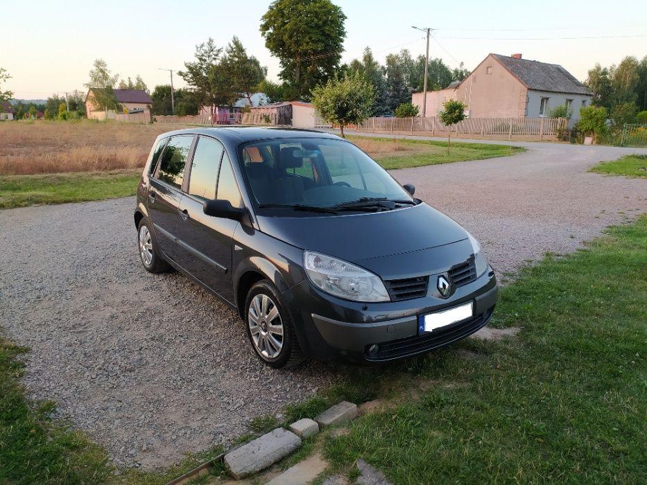Renault Meguan Scenic 2.0 Ben + LPG, Sprowadzona z Niemiec Górno - image 1