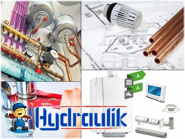 Hydraulik - kompleksowe usługi instalacyjne i hydrauliczne dla Ciebie