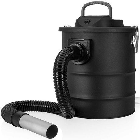 Aspirador de Cinzas 15L com balde aço inox + 800w