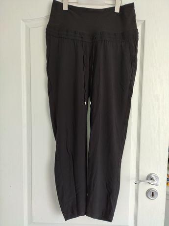 Nowe spodnie ciążowe cienkie na lato S