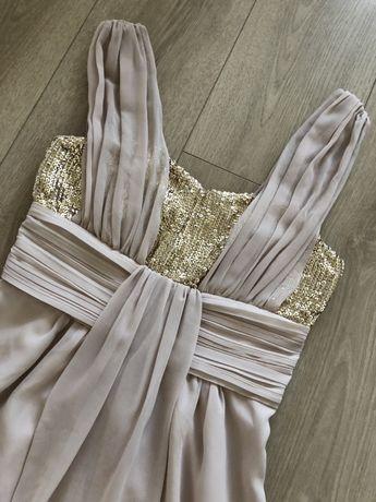 Нарядное вечернее выпускное платье