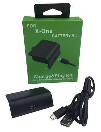 Bateria akumulator + kabel do pada XBOX ONE * Video-Play Wejherowo
