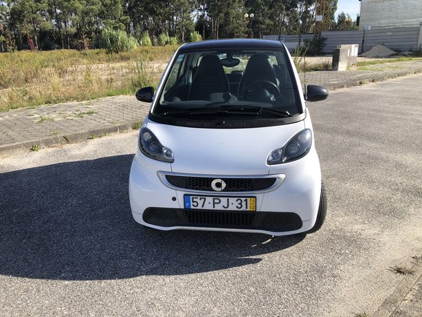 Smart Fotwo coupe Mhd