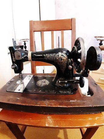 Швейная машинка Зингер Singer 1874 г. в.