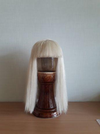 Парик перука світлий блонд