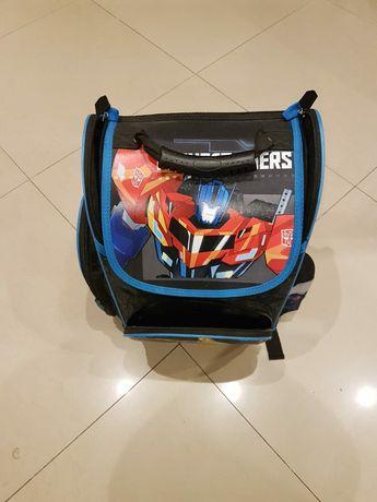 Plecak tornister szkolny Transformers