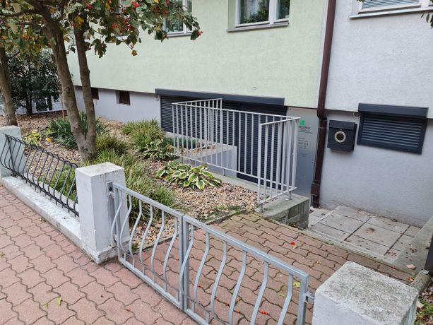 Lokal usługowy Żółkiewskiego 25m2 + ogródek + reklama