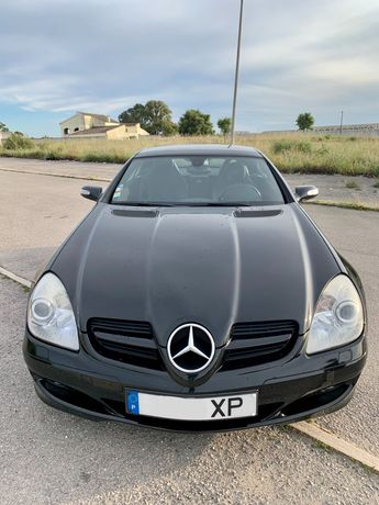 Mercedes-Benz SLK 200 Kompressor Nacional, Full-Extras