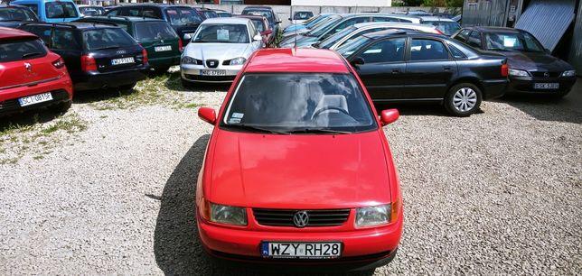 Volkswagen Polo - wspomaganie