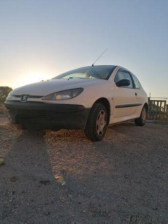 Peugeot 206 comercial