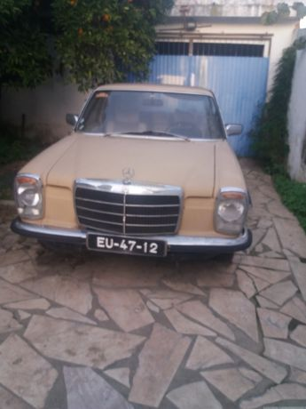 Mercedes w115 2.4d