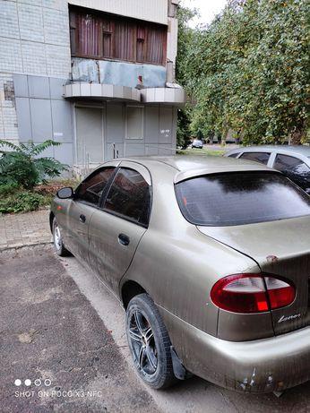 Продам автомобиль Daewoo lanos поляк 1.5 2003 год
