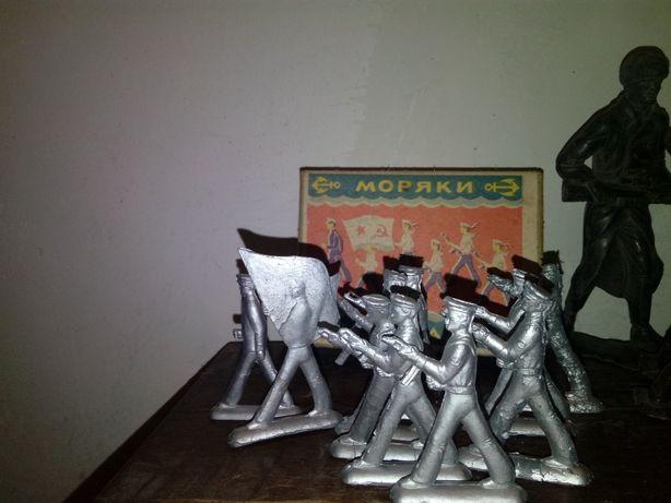 Набори солдатів ретро
