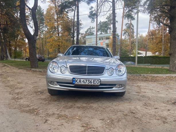 Mercedes Benz E270 W211 2.7 CDI 2003
