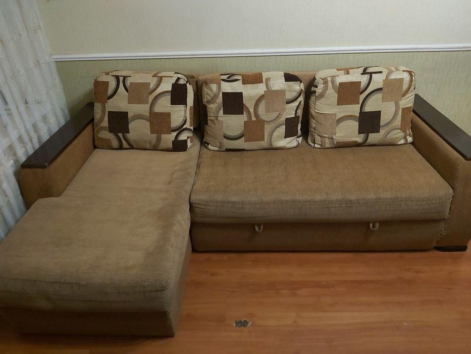Продам угловой диван. Самовывоз. Одесса - изображение 1