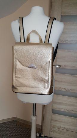 NOWY Złoty plecak Chiara