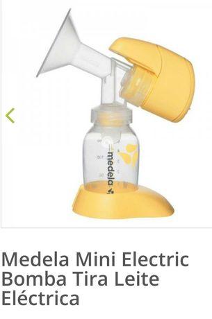 Bomba tira leite elétrica - MEDELA