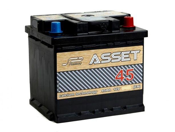 Akumulator Asset 12V 45Ah 380A