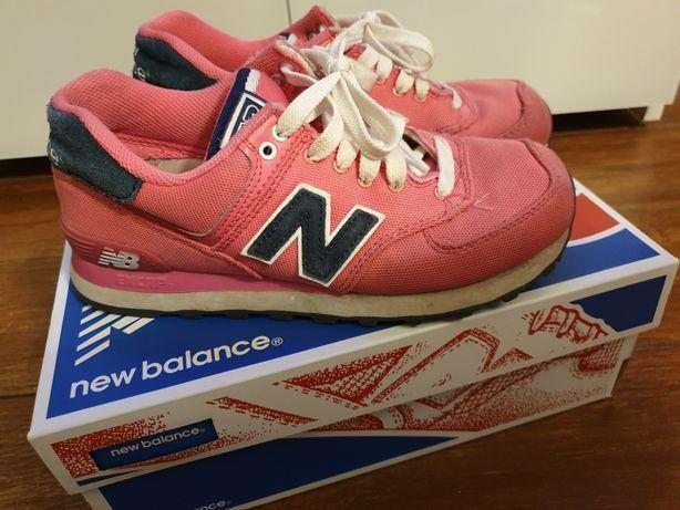 Buty dziewczęce New Balance