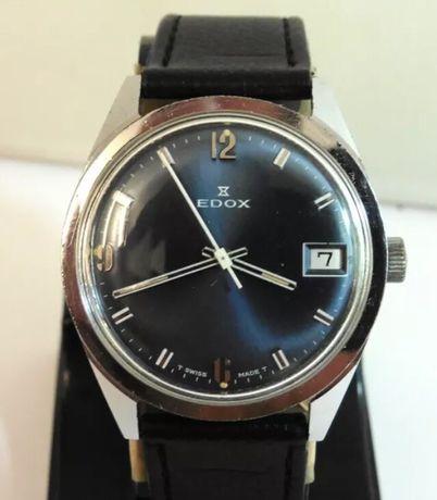 Lindíssimo relógio vintage EDOX 17 Jewel de senhor. Excelente estado