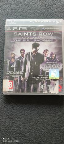Saints Row The third full package PS3 PlayStation 3