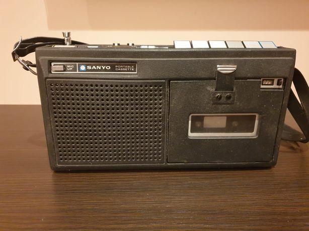 Radiomagnetofon Sanyo mr 4141e
