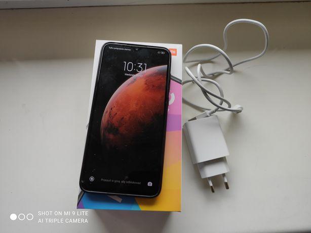 Xiaomi Mi 9 Lite 6/64GB Zadbany Sprawny Komplet Pudełko Ładowarka Grey
