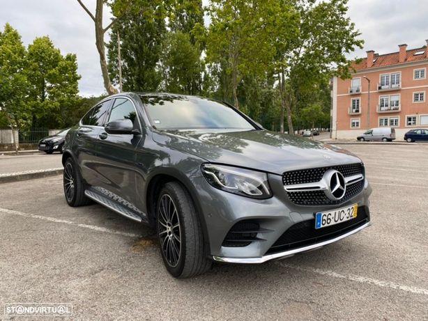 Mercedes-Benz GLC 350 e AMG Line 4-Matic