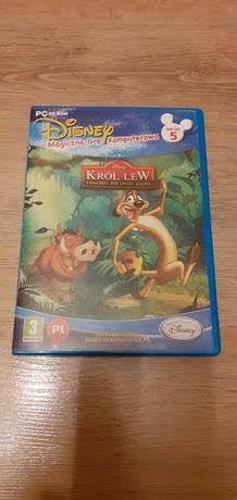 Król Lew - gra na PC