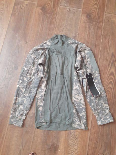 Рубашка тактическая огнеупорная Massif Combat Shirt ACU .Новая.