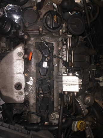 Silnik 1.4 FSI AXU polo fabia