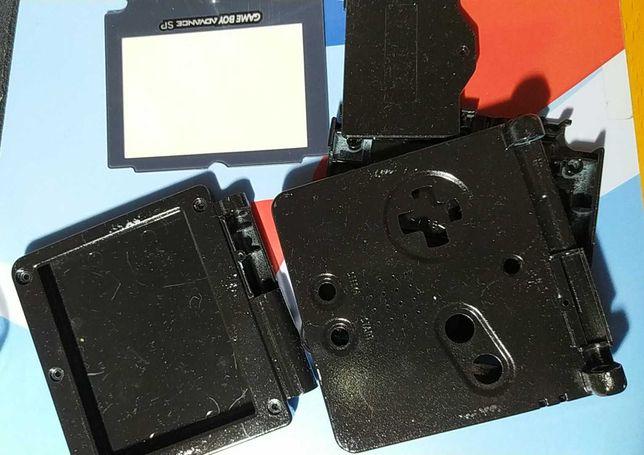 Peças Gameboy Advance GBA SP