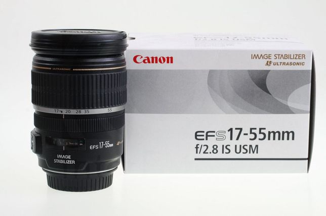 Canon 17-55 mm f/2.8 EF-S IS USM