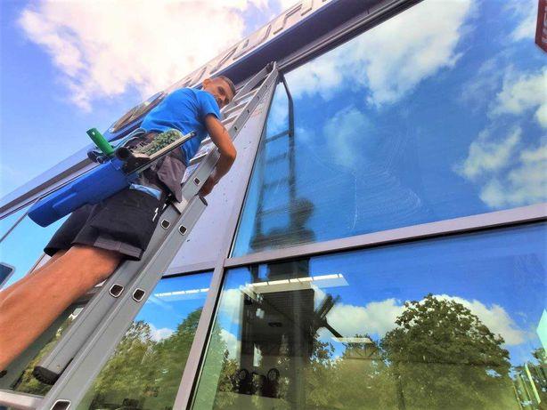 Praca od zaraz dla mężczyzny - mycie okien, sprzątanie  Belgia