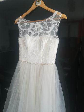 Suknia ślubna Agnes do poprawek krawieckich