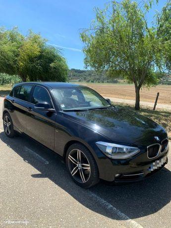 BMW 120 d xDrive Line Sport