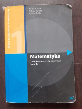 Matematyka - Zbiór zadań do liceów i techników klasa 1