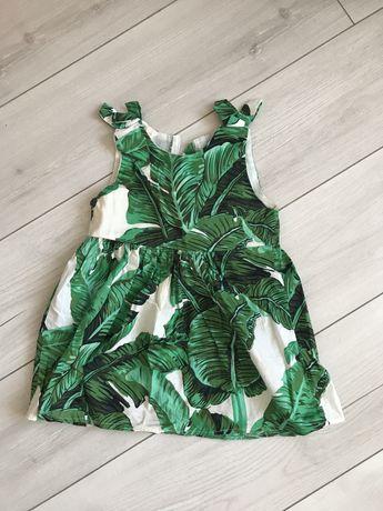 Літня сукня на зріст 1-2 роки