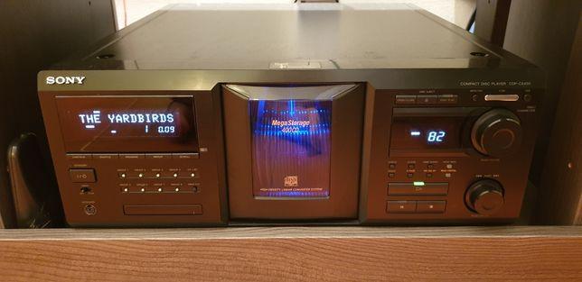 Sony CDP-CX450 Jukebox 400 CDs