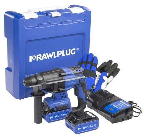 RAWLPLUG R-PRH18-XL2 Akumulatorowa Młotowiertarka