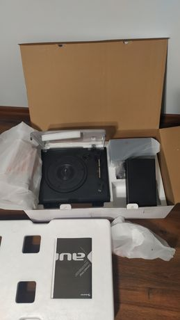 Nowy gramofon connect vinyl miniwieża stereo smartaudio Spotify dab