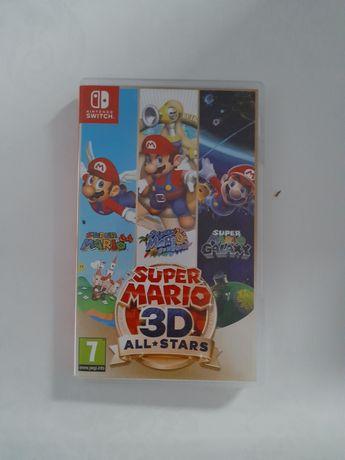 Super Mario 3 d all stars Nintendo switch