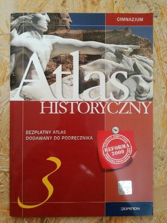 Atlas historyczny - gimnazjum Operon