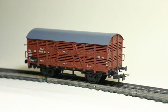 Железная дорога Piko, вагон Пико масштаб 1:87 H0